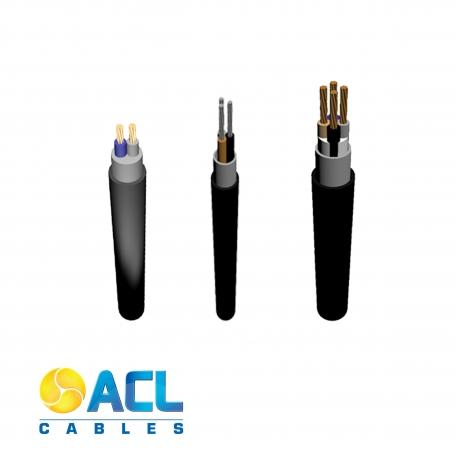Cu/PVC/PVC 10mm2 -1Meter