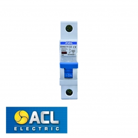 ACL - ACLE MCB SINGLE POLE
