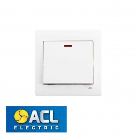 ACL - EG20A DOUBLE POLE SWITCH