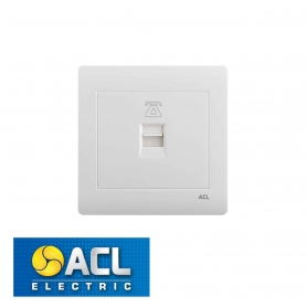 ACL - EG Telephone Socket Outlet