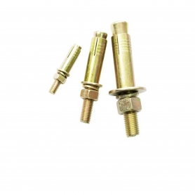 Anchor Bolt (Brass) - 10mm x 75
