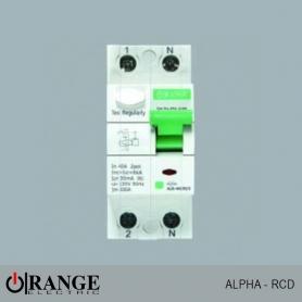 Orange RCD Alpha 2 Pola 40A 30mA - GY