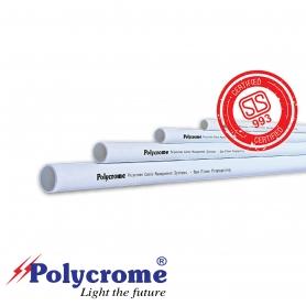 "Polycrome Medium Duty Conduit Pipe 25mm (1"")"