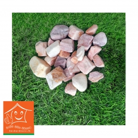B N S Feldspar Pebbles