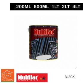 Multilac Anti Corrosive Black
