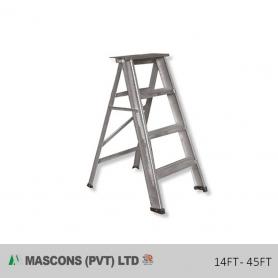 Aluminum Folding Type Ladders