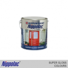 Nippolac Enamel Super Gloss White & Colours