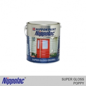 Nippolac Enamel Super Gloss Poppy