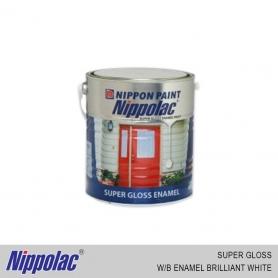 Nippolac W/B Enamel Brilliant White