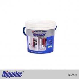 Nippolac Emulsion - Vinyl Black
