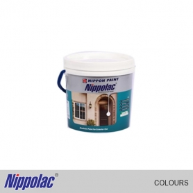Nippolac Emulsion - Weatherproof Brilliant Color