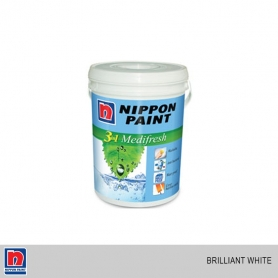 Nippon 3 in 1 Medifresh Brilliant White
