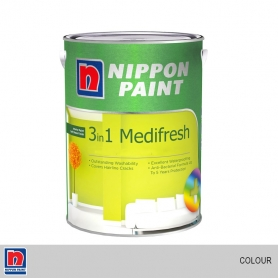Nippon 3 in 1 Medifresh Colors