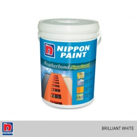 Nippon Weatherbond Algae Guard Brilliant White