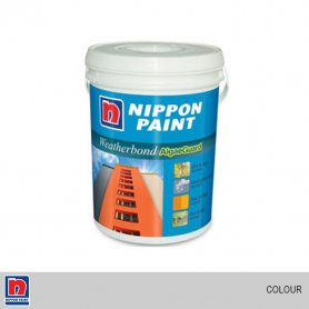 Nippon Weatherbond Algae Guard Colors