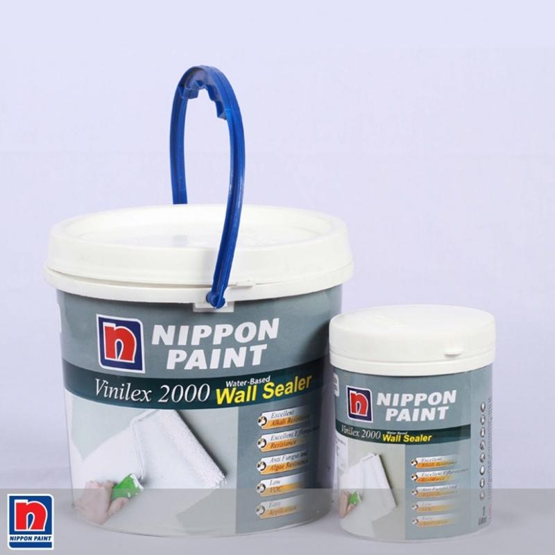Nippon Vinilex 2000 Wall Sealer Bnshardware Lk Sealer