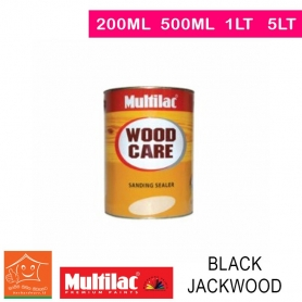 Multilac Sanding Sealer Black Jackwood