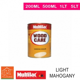 Multilac Sanding Sealer Light Mahogany