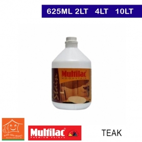 Multilac Wood Stain Teak