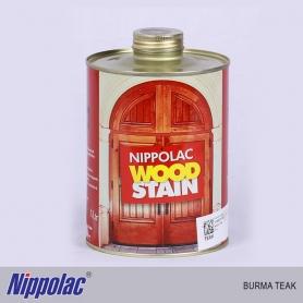 Nippolac W/B Wood Stain (Burma Teak)