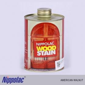 Nippolac W/B Wood Stain (American Walnut)