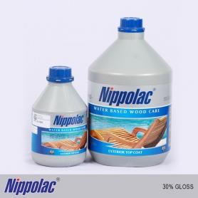 Nippolac W/B 1K Wood Lacquer 30% Gloss