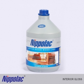 Nippolac W/B Wood Lacquer Interior Gloss