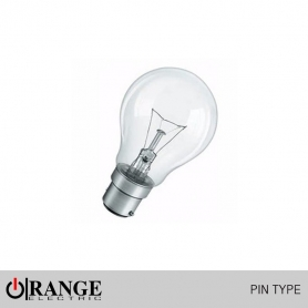 GLS Pin Type Clear Bulb