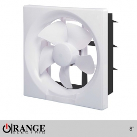 Plastic Exhaust Fan 8""