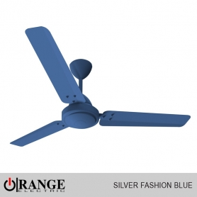 Ceiling Fan - SILVER FASHION BLUE
