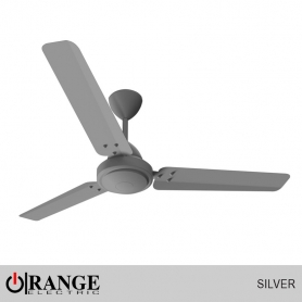 Ceiling Fan - PEARL WHITE SILVER