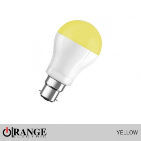 Deco LED Pin Type 0.5W Yellow