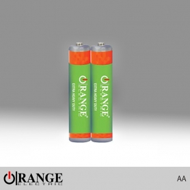 Orange Battery 1.5V - AA