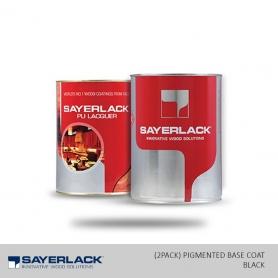 Seyerlack Pigmented Polyurethane Base Coat Black