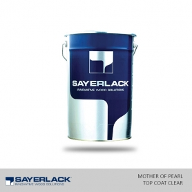 Seyerlack Mother Of Pearl Top Coat Clear