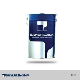 Seyerlack Polyurethane Marble Blue