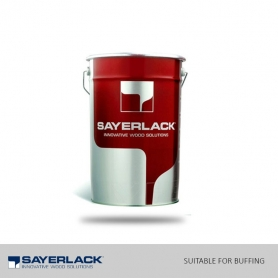 Sayerlack Clear High Gloss Polyester Top Coat - Suitable For Buffing 25LT