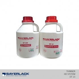 Sayerlack PU Solvent For HD System Thinner (DT 13)