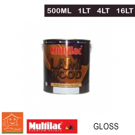 Multilac Lamiwood Top Coat - Gloss