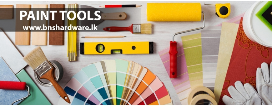 Paint Tools - bnshardware.lk