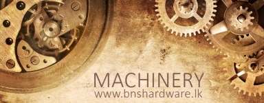 Machinery items for bns hardware, online hardware store