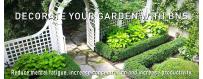 Garden &  Decoration, Pebbles Decorations, Garden Decoration