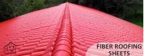 Fiber Roofing Sheets