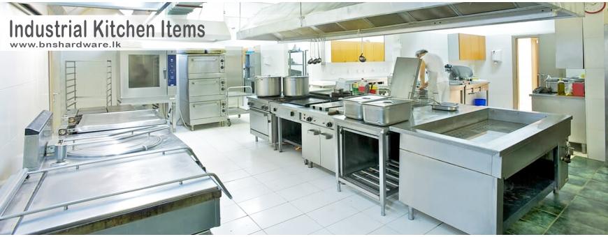 Industrial Kitchen Items - bnshardware.lk