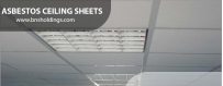 Asbestos Ceiling sheets
