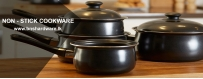 Non Stick cooking ware