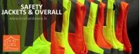 Safety Jackets & Overall, bnshardware.lk, online hardware store