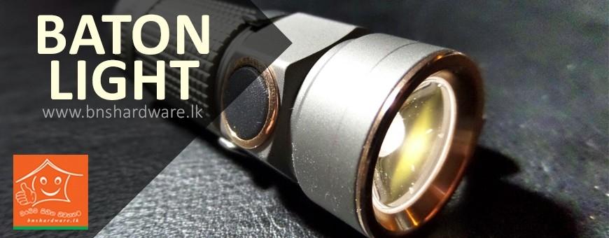 Baton Light, bnshardware.lk, shop now Baton Light, hardware store