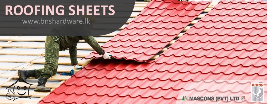 Roofing Sheets - bnshardware.lk store in Sri Lanka