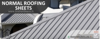 Normal Roofing Sheet - bnshardware.lk Store